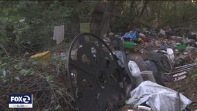 Castro Valley homeowners association bills residents for encampment cleanup