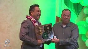 San Francisco celebrates California's first Asian-American sheriff