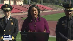 Mayor Breed says safety a priority at San Francisco 49ers celebrations