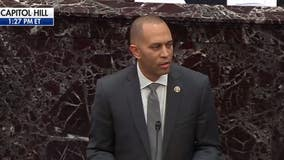 Democrats argue Trump's blocking of probe rates removal, too