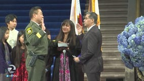 San Francisco swears in new leadership for sheriff, district attorney