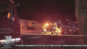 Deadly fire at Sunnyvale mobile home park