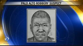 Palo Alto police seek robbery suspect