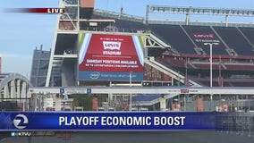 Santa Clara  businesses prepare for economic boost from 49ers playoff game