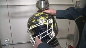 UC Berkeley neuroscientist creates game-changing helmets