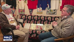 49ers 'Super fan' of 70 years sticks with his team, awaits Super Bowl Sunday