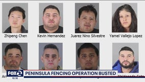 Deputies bust major fencing operation