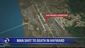 Man shot to death in Hayward