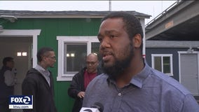 'A place of solace': Oakland announces new cabin community for the homeless