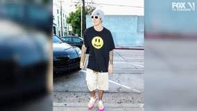 Justin Bieber says he's battling Lyme disease