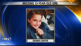 13-year-old girl from Fort Bragg last seen in San Francisco