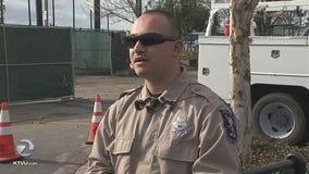 Security guard stop sexual assault of child behind San Jose shopping center
