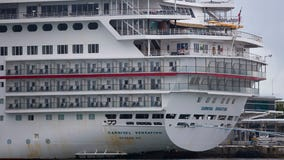 Carnival insists progress in curbing cruise ship pollution