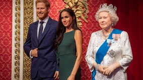 Madame Tussauds removes Prince Harry and Meghan Markle wax figures from royal family display