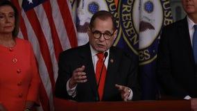 House votes to send Trump impeachment to Senate for trial