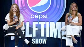 Jennifer Lopez, Shakira are ready to heat up the Super Bowl LIV halftime stage this Sunday