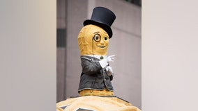 Planters kills off Mr. Peanut in Super Bowl pregame ad