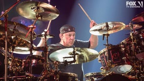 Neil Peart, drummer for influential rockers Rush, dead at 67