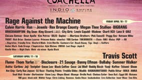 Coachella, Stagecoach postponed until October over coronavirus concerns