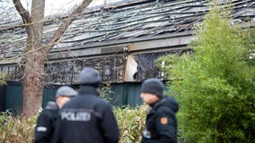 Mother, 2 daughters investigated for causing fire that killed more than 30 animals at German zoo