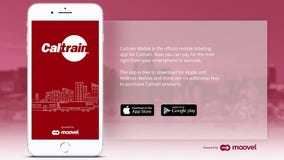 Caltrain mobile app adds daily parking permit option