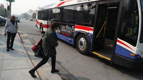 SamTrans buses dropping homeless off along SF's Embarcadero, report says