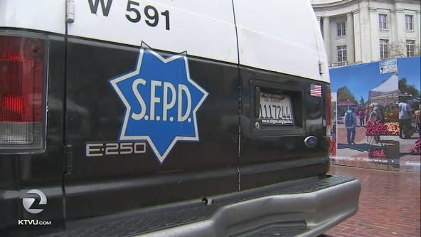 San Francisco police arrest suspect in series of arson fires