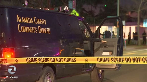 Oakland police recover vehicle involved in hit-and-run that killed mother, suspect remains at large