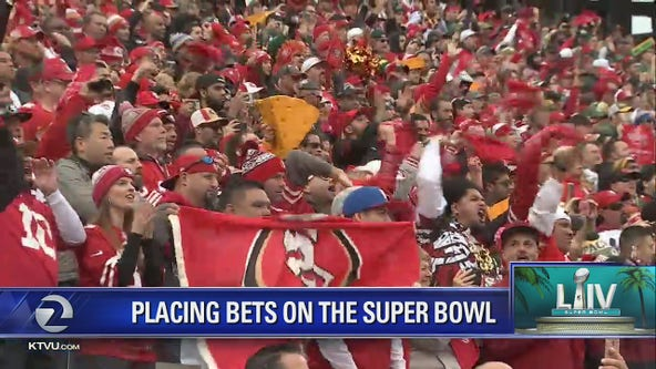 Betting on the Super Bowl