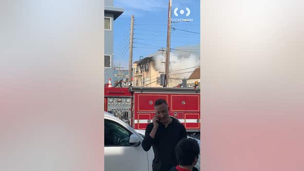 SFFD investigating house fire that displaced six