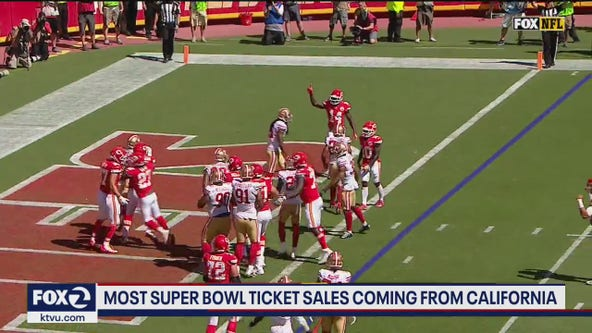Californians buying more Super Bowl LIV tickets