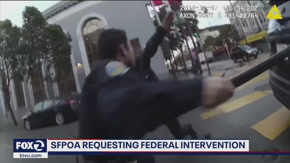 San Francisco police union angry DA holding off on charging 24-year-old who attacked officers