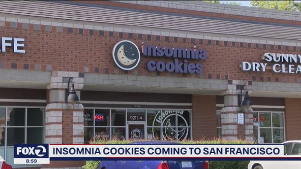 Late-night spot Insomnia Cookies coming to San Francisco