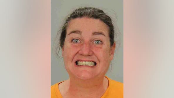 Woman allegedly punched boyfriend in the face two times for leaving her dog out in the rain