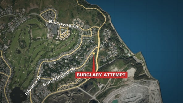 San Rafael homeowner shoots at attempted burglary suspect