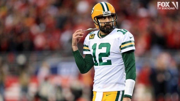 Aaron Rodgers comes up short of Super Bowl appearance again
