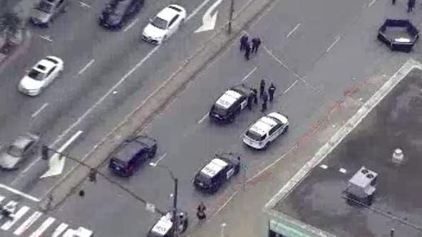 Female pedestrian killed after driver flees UC Berkeley police