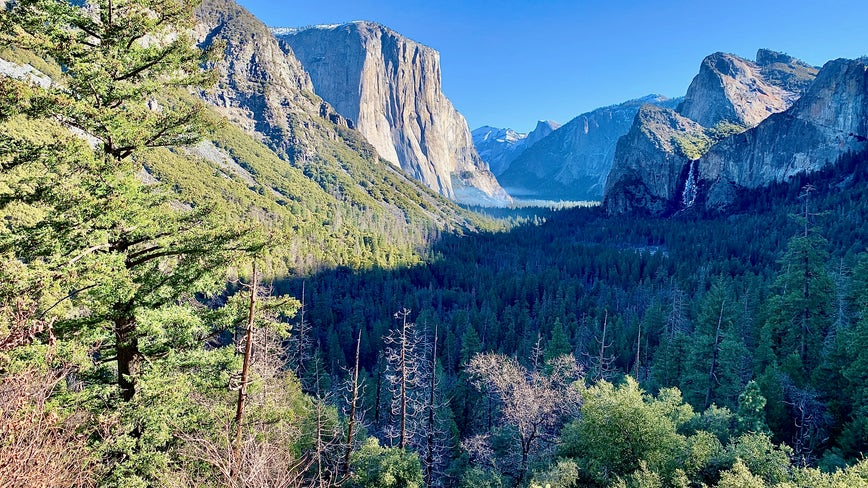 Kings Canyon, Yosemite parks reopen as air quality improves