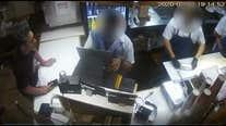 Customer attacks SF restaurant worker