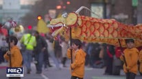 Fear of coronavirus looms over Chinese New Year parade, officials say there's no risk of contracting virus
