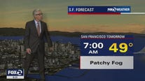 WEATHER FORECAST: Partly cloudy, cool, dry Monday