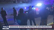 San Francisco police seek ID's of sideshow participants