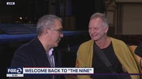 Sting in SF for 'The Last Ship'