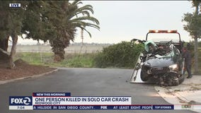 18-year-old dies after friend crashes Audi in suspected DUI in Redwood City: CHP