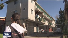 Oakland tenants refuse to pay rent, hope to buy property from owner