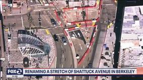 Berkeley wants help renaming portion of Shattuck Avenue