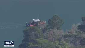 Search for missing couple in Marin County moves underwater