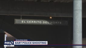 BART police shoot armed man while responding to reported domestic disturbance