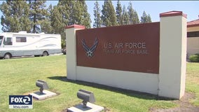 Quarantined ship passengers arrive, are sequestered at Travis Air Force Base