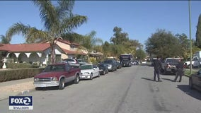 Lengthy San Jose standoff ends with homicide suspect in custody